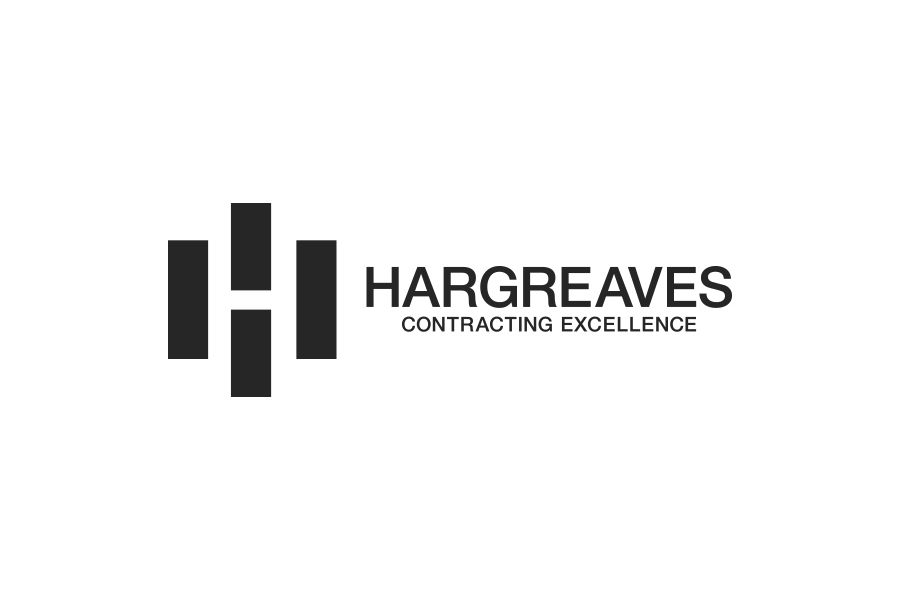 Creative Agency Manchester | Hargreaves Contracting | Architectural Logo Design