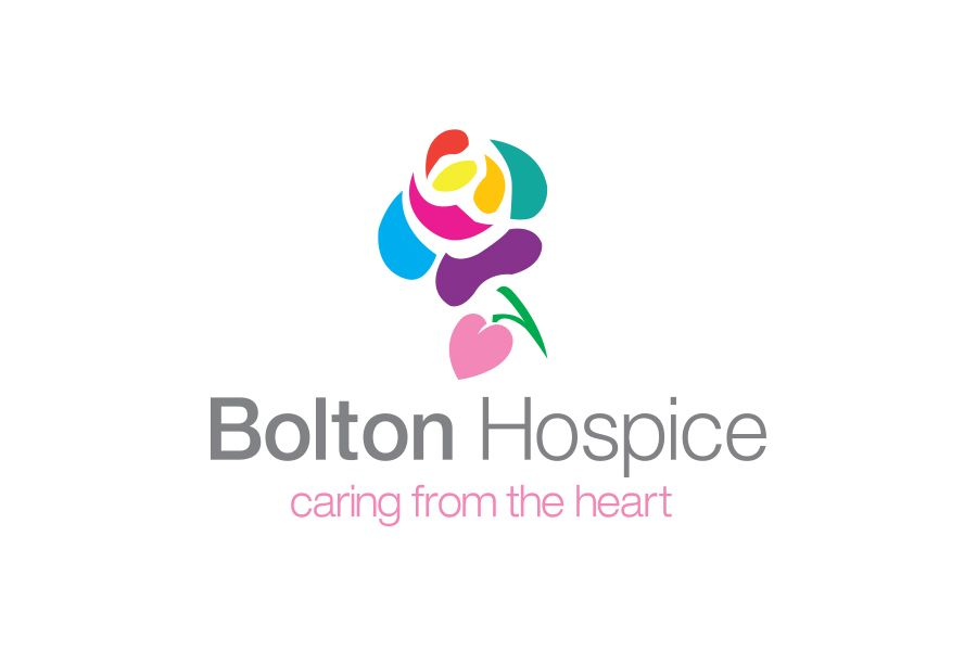 Creative Agency Manchester | Bolton Hospice | Charity Logo