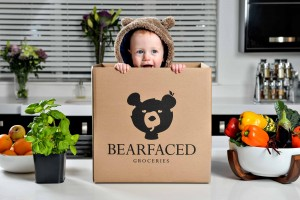 Creative Agency Manchester | Bearfaced Groceries | Kid Photography