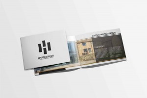Creative Agency Manchester | Hargreaves Contracting | Booklet Design