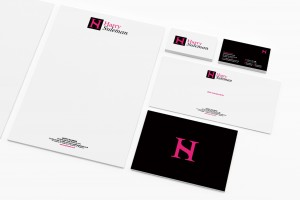 Creative Agency Manchester | Harry Suleman | Stationary Design