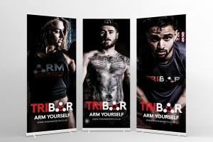 Creative Agency Manchester | TRIBAR | Fitness EXPO