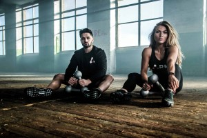 Creative Agency Manchester | TRIBAR | Fitness Photography