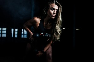Creative Agency Manchester | TRIBAR | Weights Fitness Photography