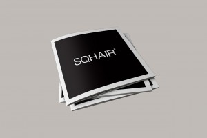 Creative Agency Manchester | SQHAIR | Brochure Design