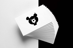 Creative Agency Manchester | Bearfaced Groceries | Luxury Business Cards