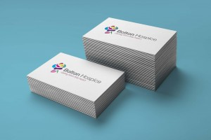 Creative Agency Manchester | Bolton Hospice | Business Cards