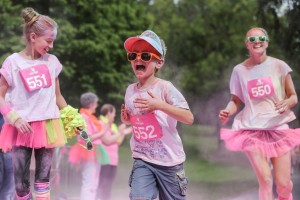 Creative Agency Manchester | Bolton Hospice | Kid Photography