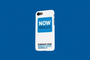 Creative Agency Manchester | Now Skills | Phone Case Design