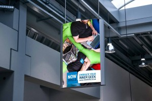 Creative Agency Manchester | Now Skills | Sign Design