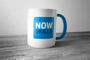 Creative Agency Manchester | Now Skills | Mug Design