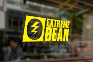 Creative Agency Manchester | Extreme Bean | Window Vinyl