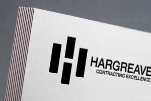Creative Agency Manchester | Hargreaves Contracting | Letterhead Design