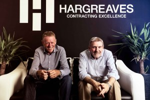 Creative Agency Manchester | Hargreaves Contracting | Office Photography
