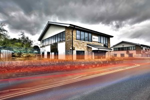 Creative Agency Manchester | Hargreaves Contracting | Building Photography