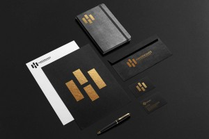 Creative Agency Manchester | Hargreaves Contracting | Premium Stationary Design