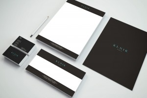 Creative Agency Manchester | KLNIK Wilmslow | Corporate Stationary