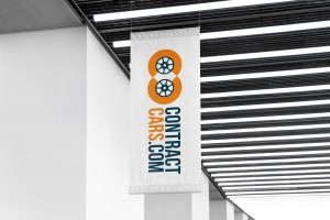 Creative Agency Manchester   Contract Cars   Banner Design