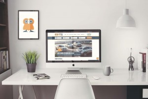 Creative Agency Manchester | Contract Cars | Web Design Services