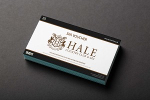 Creative Agency Manchester | Hale Country Club | Voucher