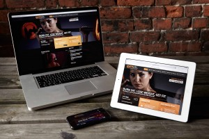 Creative Agency Manchester | Gym Etc. | Gym Website Design