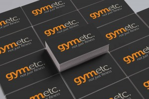 Creative Agency Manchester | Gym Etc. | Gym Business Cards