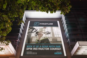 Creative Agency Manchester | Fitasylum | Billboard Design
