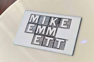 Creative Agency Manchester | Mike Emmett | Business Card