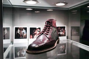 Creative Agency Manchester | Goodwin Smith | Shoe Display