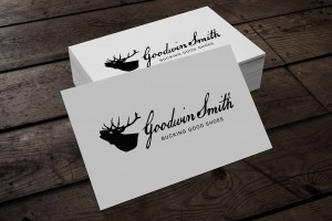 Creative Agency Manchester | Goodwin Smith | Business Cards
