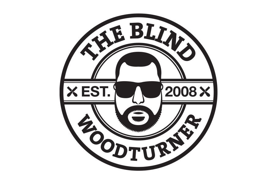 Creative Agency Manchester | The Blind Wood Turner | Cool Logo Design