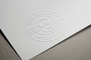 Creative Agency Manchester | The Blind Wood Turner | Stationary Design