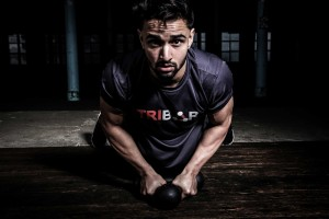 Creative Agency Manchester | TRIBAR | Fitness Photoshoot
