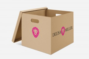 Creative Agency Manchester | Delisa Miller | Moving Box