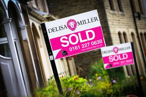 Creative Agency Manchester | Delisa Miller | Sold Sign