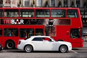 Creative Agency Manchester | TRIBAR | Bus Advertising