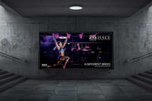 Creative Agency Manchester | Hale Country Club | Ad Billboard
