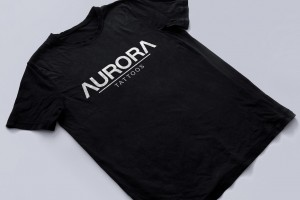 Creative Agency Manchester | Aurora Tattoos | T - Shirt Design