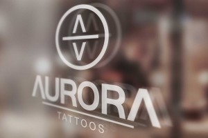 Creative Agency Manchester | Aurora Tattoos | Window Vinyls