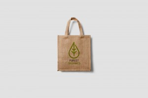 Creative Agency Manchester | Purest Organics | Eco Bag Design