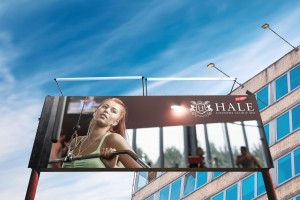 Creative Agency Manchester   Hale Country Club   Fitness Billboard