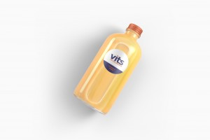 Creative Agency Manchester | Vits | Vitamin Drink Packaging