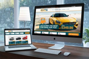 Creative Agency Manchester | Contract Cars | Car Leasing Website