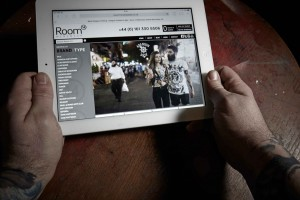 Brand Design Agency Manchester | Room 14 Menswear | Abandon Ship