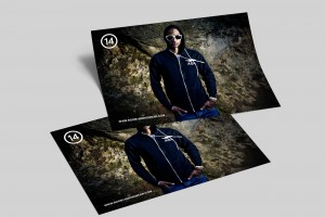 Brand Design Agency Manchester | Room 14 Menswear | Fashion Design