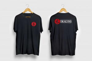 Creative Agency Manchester | Tim Marner | Bolton Dragons Tees