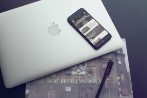 Creative Agency Manchester | Tim Marner | The Chironary App