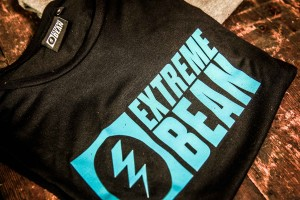 Creative Agency Manchester | Extreme Bean | Long Sleeve T-Shirt Design