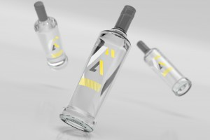 A-List Events Vodka | Tim Marner Creative Agency Manchester
