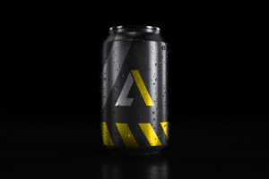 A-List Events Soda Can | Tim Marner Creative Agency Manchester